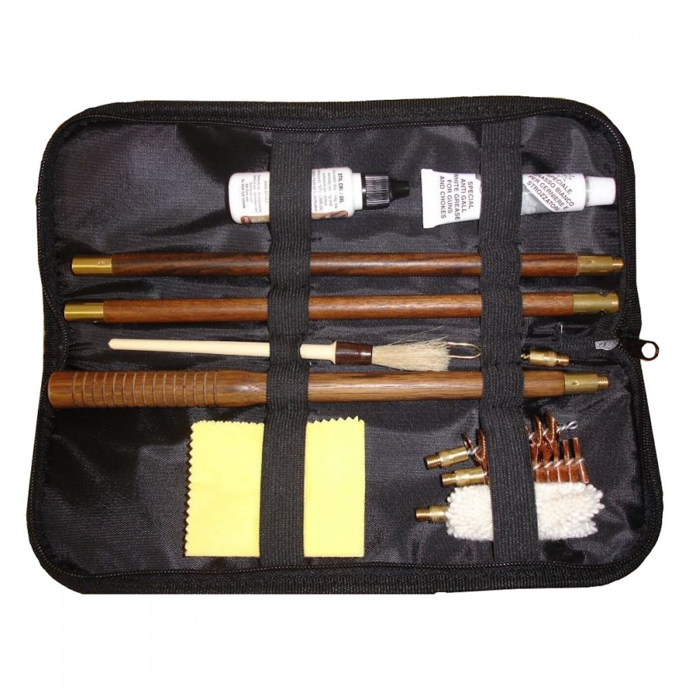 Shotgun Cleaning Kit 20 Bore Gauge In A Pouch Kit