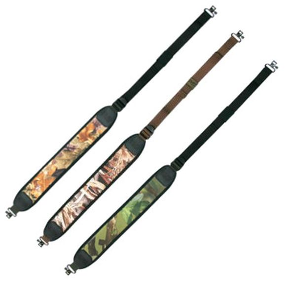 Shooting In Falcon Colorado: Jack Pyke Falcon Rifle Sling Neoprene With Swivels For