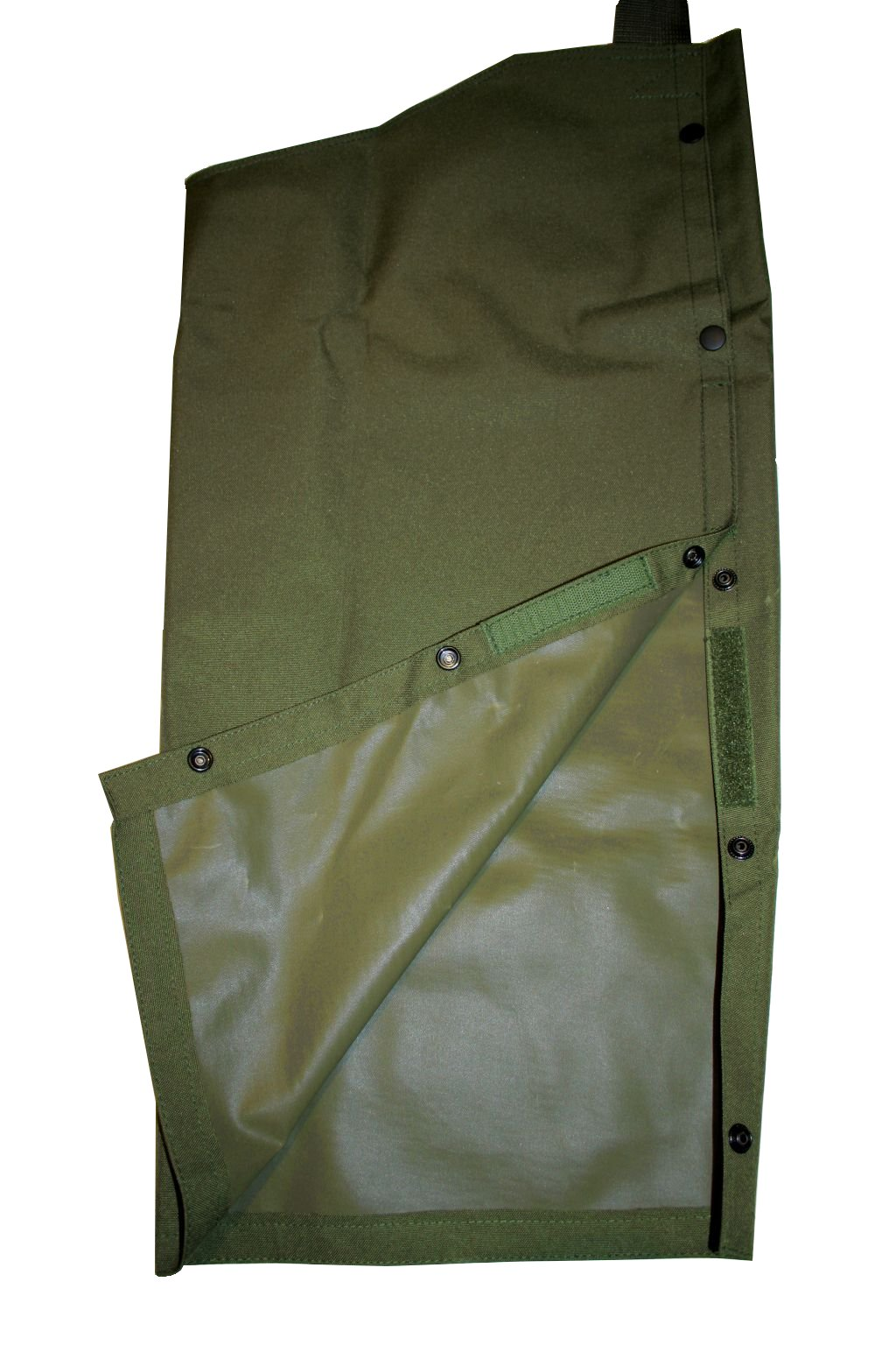 Jack pyke waterproof chaps in green for hunting beating for Green top hunting and fishing
