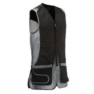 Beretta DT 11 Shooting Vest Black Dark Grey