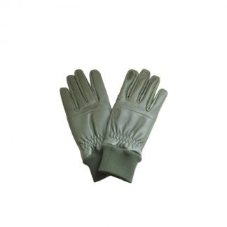 GMK Winter Leather Shooting Gloves