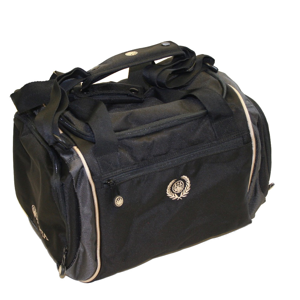 Beretta 692 Black Multipurpose Cartridge Bag Medium Size BS5410