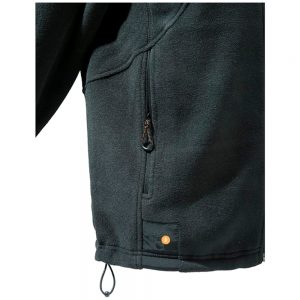 Beretta Polartec Active Track Fleece Jacket in Black.