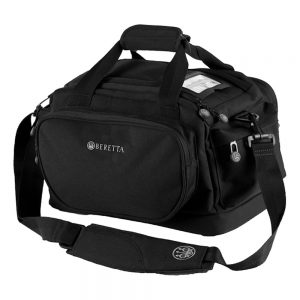 Beretta Black Tactical Range Shooting Cartridge Bag BS120