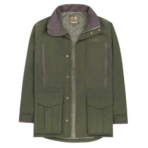 Musto Keepers Westmoor BR1 Shooting Jacket in Dark Moss