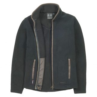 Musto Melford Black Fleece from The Sporting Store