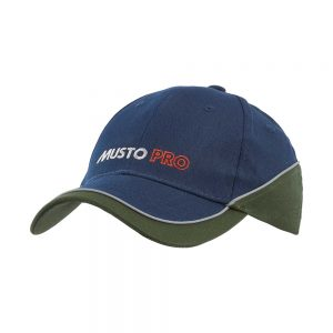 Musto Clay Shooting Cap in True Navy