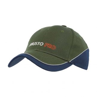 Musto Clay Shooting Cap in Vineyard Green