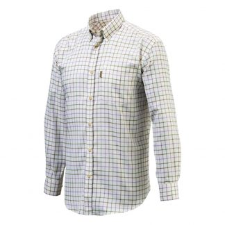Beretta LU321 Classic Shirt Purple Rope Check