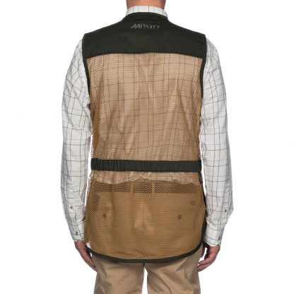 Musto Competition Skeet Shooting Vest in Vineyard Green