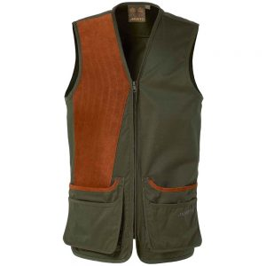 Musto Clay Skeet Shooting Vest in vineyard green