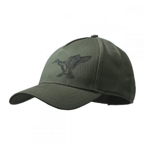 Beretta Duck Shooting Cap Green