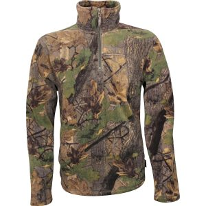 Jack Pyke Fieldman Fleece Pullover English Oak Camo