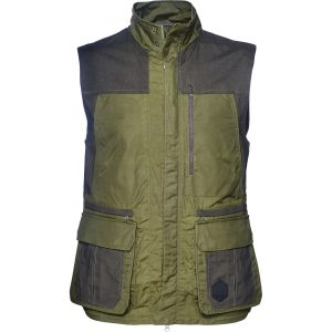 Seeland Key-Point Shooting Vest Waistcoat Pine Green