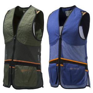 Beretta GT671 Full Mesh Shooting Vest