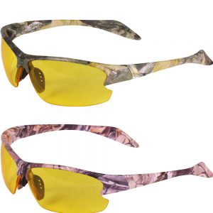 Jack Pyke Camo Shooting Glasses