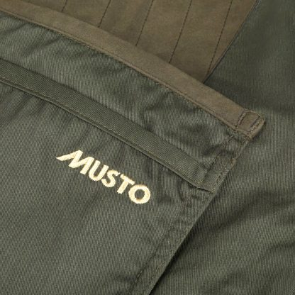 Musto Clay Shooting Vest Vineyard Green
