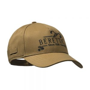 Beretta Since 1526 Cap Brown