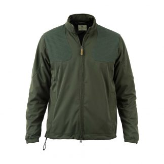 Beretta Active Hunt Fleece Windproof Jacket Green