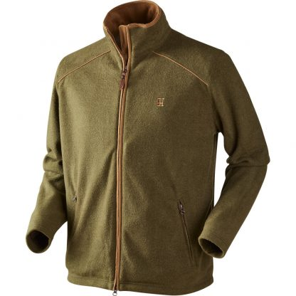 Harkila Sandhem Fleece Jacket Olive Green