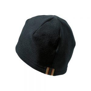 Beretta Black Fleece Beanie Hat