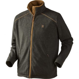 Harkila Sandhem Fleece Jacket Earth Grey
