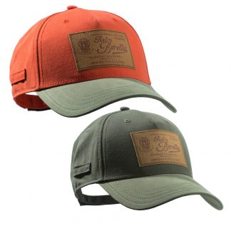 Beretta P. Beretta Logo Cap Green or Orange