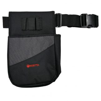 Beretta Uniform Pro 50 Cartridge Shell Pouch With Belt Black
