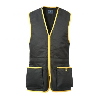 Beretta GT41 Trap Shooting Vest Black Size L
