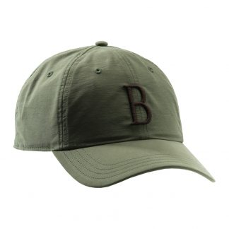"Beretta Big ""B"" Cap in Green"