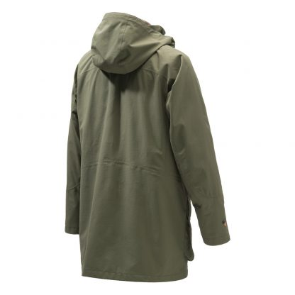 Beretta GU014 Aria Shooting Waterproof Jacket Green