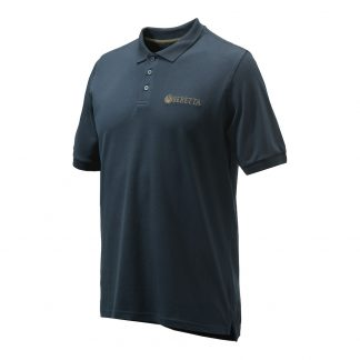 Beretta Corporate Polo Shirt Navy Blue MP431