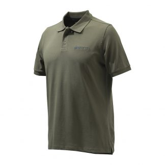 Beretta Corporate Polo Shirt Green MP431