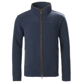 Musto Melford Mid Navy Fleece Jacket