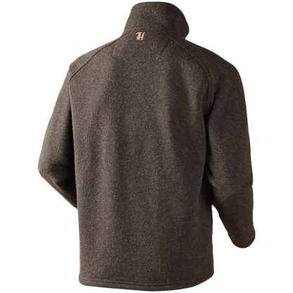 Harkila Nite Pullover Jumper Shadow Brown Melange