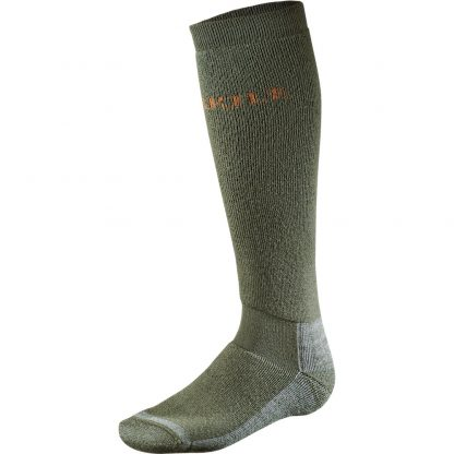 Harkila Pro Hunter Long Socks Dark Green