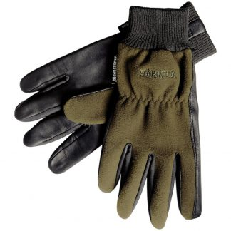 Harkila Pro Shooter Gloves in Green
