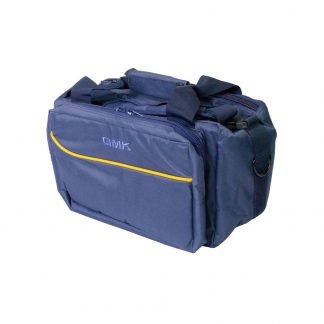 GMK Shooting 250 Cartridge Range Bag in Blue