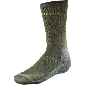 Harkila Pro Hunter Short Socks Dark Green