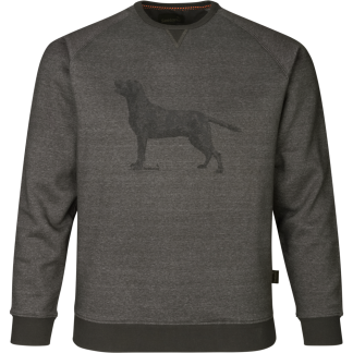 Seeland Key-Point Sweatshirt in Grey