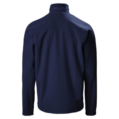 Musto Corsica Fleece 100gm Fleece Jacket in True Navy