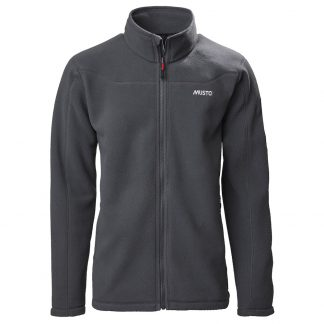 Musto Corsica Fleece 200gm Fleece Jacket in Grey