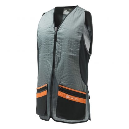 Beretta GT781 Silver Pigeon EVO Shooting Vest In Blue or Grey