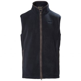 Musto Glemsford True Navy Fleece Gilet