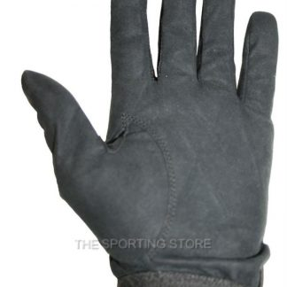 Macwet Non Slip Shooting Gloves In Black