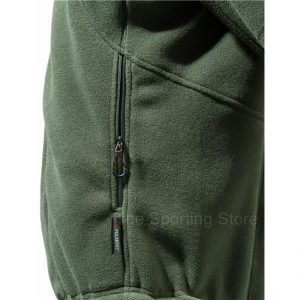 Beretta Polartec Active Track Fleece Jacket in Green