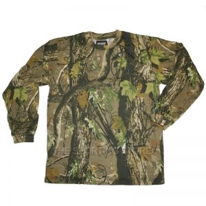 HSF Camo Long Sleeve Tee Shirt