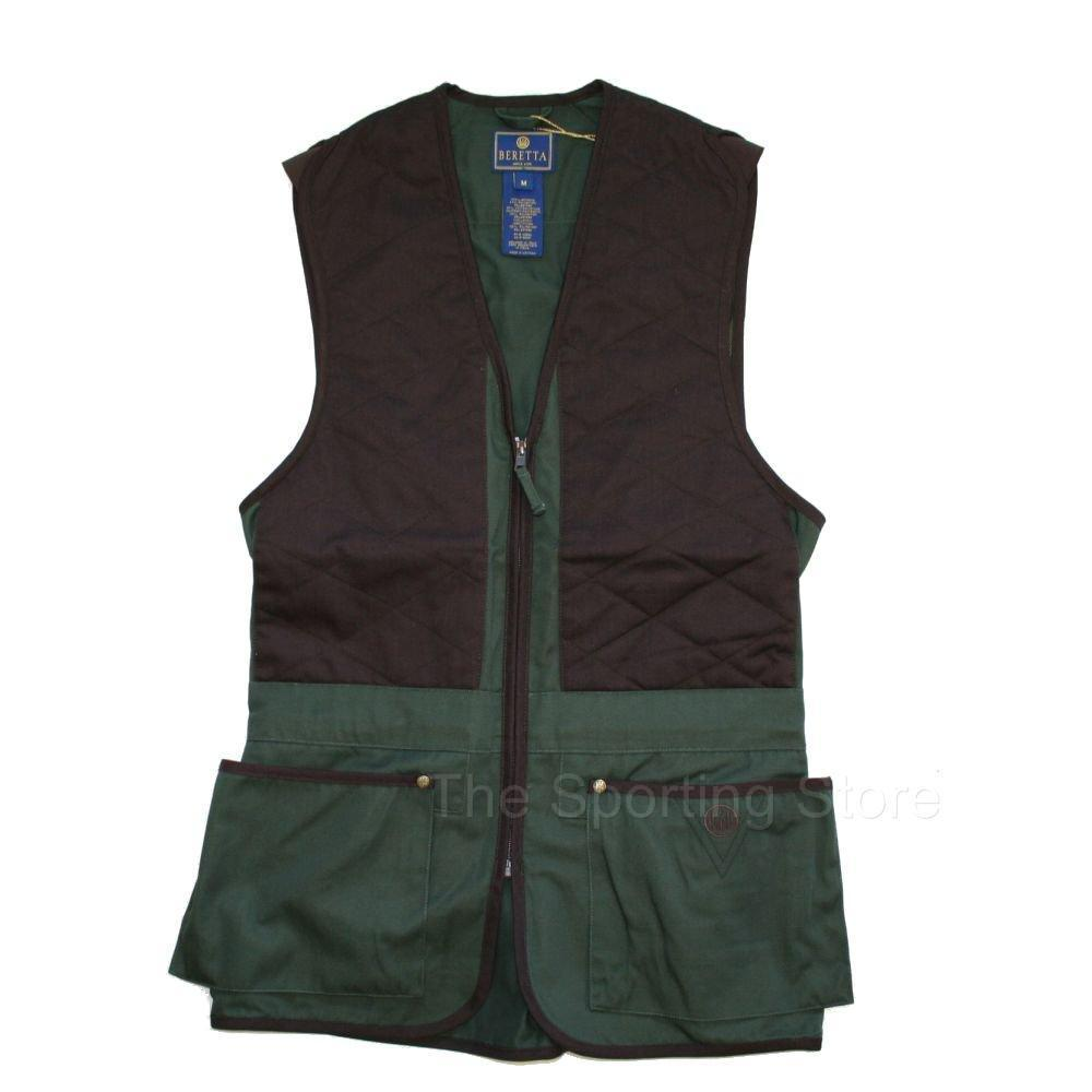Beretta GT41 Trap Shooting Vest Forest Green