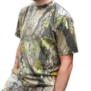 HSF Camo Short Sleeve Tee Shirt