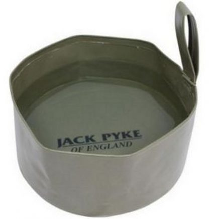 Jack Pyke 5 Ltr Collapsible Folding Dog Water Bowl